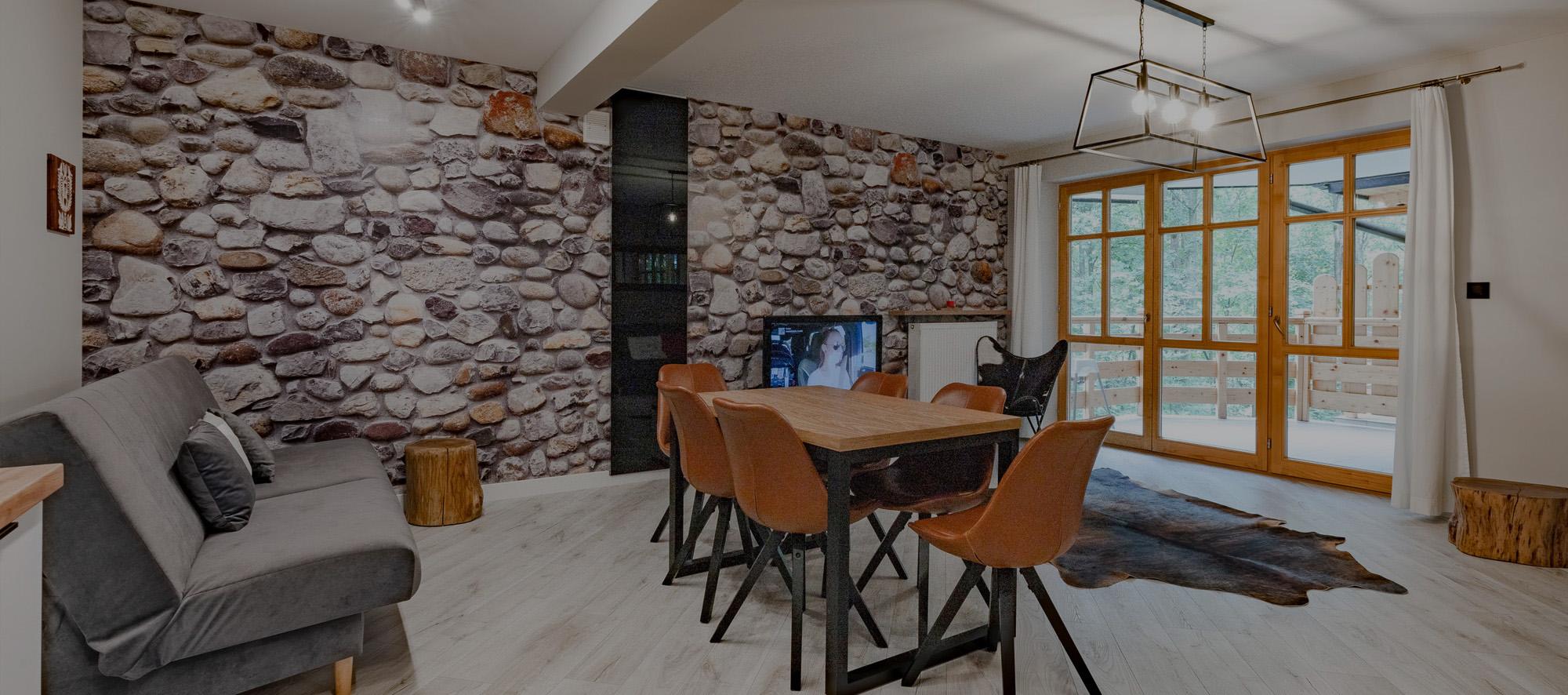 A modern apartment in Zakopane